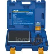 Весы электронные VALUE VES-50A (до 50 кг; питание 9V), фото 1