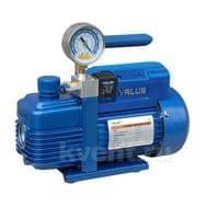Вакуумный насос Value VI-120SV (1ст., 51 л/мин, 20 Па, 6.7 кг), фото 1