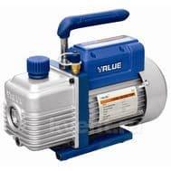 Вакуумный насос Value VE115N (1ст., 51 л/мин, 20 Па, 6.6 кг), фото 1