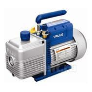 Вакуумный насос Value VE245N (2ст., 128 л/мин, 2 Па, 10.4 кг), фото 1