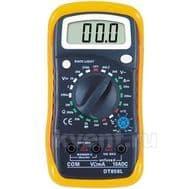 Мультиметр цифровой DT-858L, фото 1