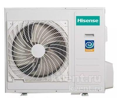 Hisense AS-13UR4SVETG6 инверторная cплит-система настенного типа (Premium DESIGN SUPER DC Inverter), фото 2
