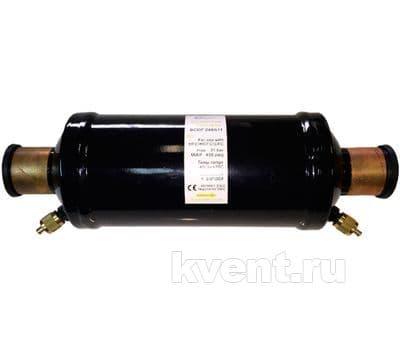"""Фильтр-осушитель 1 3/8"""" Becool BCDF-248S11 (на газ, под пайку), фото 1"""