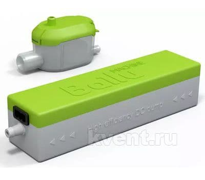 Дренажная помпа BALLU DC Pump (проточная, 18 л/ч, 18 Дб), фото 1