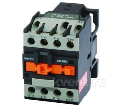 Контактор TDM КМН-23211 32А 400В/АС3 1НЗ, фото 1