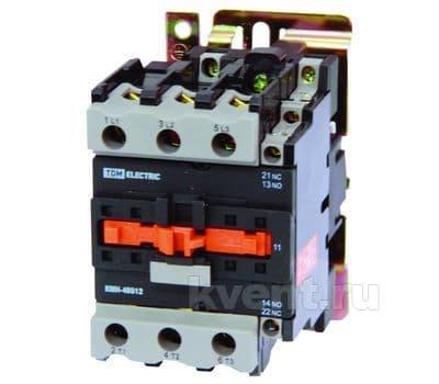 Контактор TDM КМН-46512 65А 400В/АС3 1НО;1НЗ, фото 1