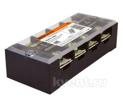 Блок зажимов TDM ТВ-1504 (4 пары, 15А), фото 1