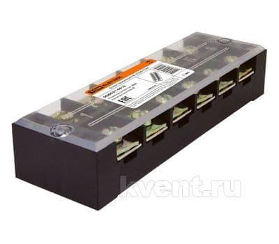 Блок зажимов TDM ТВ-1506 (6 пар, 15А), фото 1