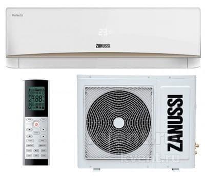 Zanussi ZACS-09 HPF/A (сплит-система настенного типа), фото 2