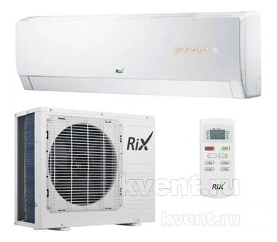 RIX I/O-W09PA (сплит-система настенного типа), фото 3