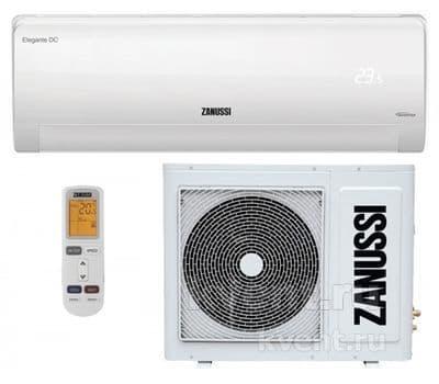 Zanussi ZACS/I-07 HE/A (инверторная сплит-система настенного типа), фото 2