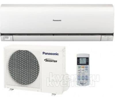 Panasonic CS-E18NKDW / CU-E18NKD, фото 2