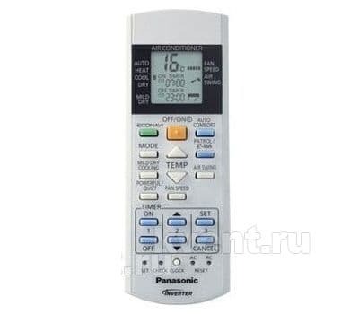 Panasonic CS-E18NKDW / CU-E18NKD, фото 4