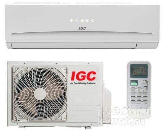 IGC RAS/RAC-07NHG настенная сплит система, фото 3