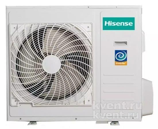 Hisense AS-09UR4SYDDB15 cплит-система настенного типа (SMART DC Inverter), фото 2