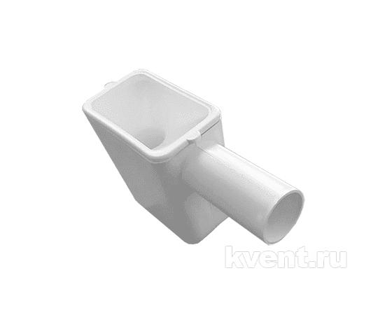 Сифон с гидромеханическим затвором KV, фото 1