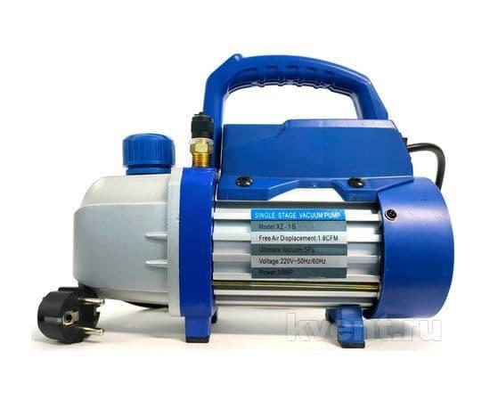 Вакуумный насос Favor Cool XZ-1B (1ст., 50 л/мин, 4.2 кг), фото 1