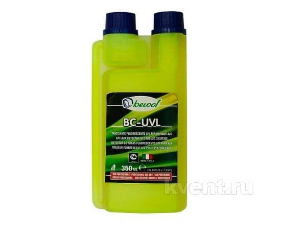 UV добавка для определения утечек фреона Becool BC-UVL 350мл, фото 1