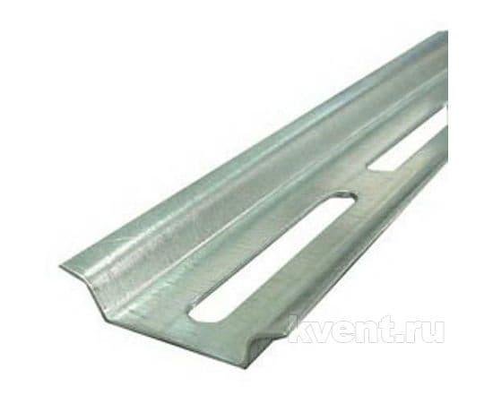 DIN-рейка TDM 7,5 см оцинкованная, фото 1