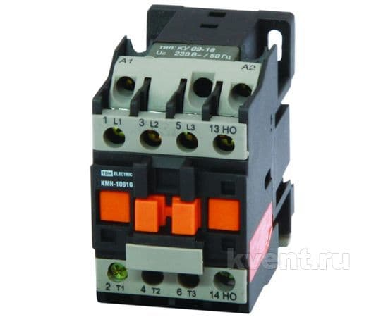 Контактор TDM КМН-10911 9А 400В/АС3 1НЗ, фото 1