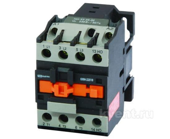 Контактор TDM КМН-22511 25А 400В/АС3 1НЗ, фото 1