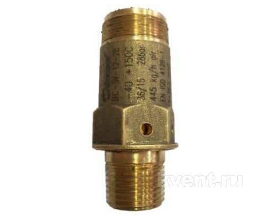 Предохранительный клапан Becool BC-SV-12-28, фото 1
