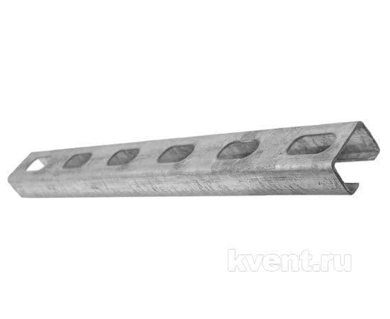 Траверса монтажная 40 мм х 40 мм х 3 м, фото 1