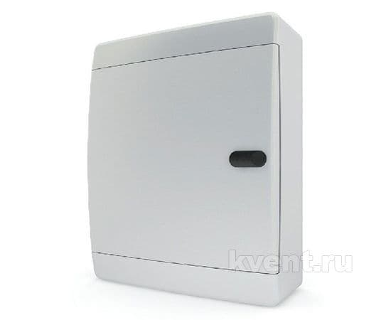 Tekfor CNN 40-18-1 бокс 18М навесной IP41 (непрозрачная белая дверца), фото 1