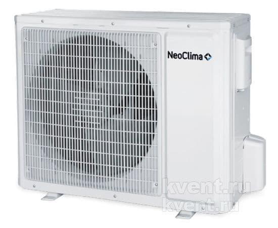 Neoclima NS/NU-HAX09R настенная сплит система, фото 2