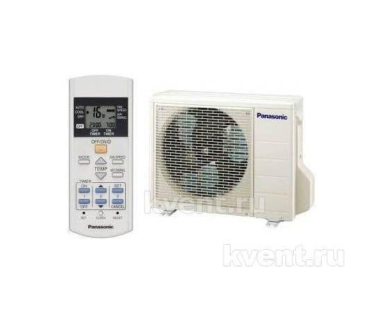 Panasonic CS-YW9MKD / CU-YW9MKD сплит система, фото 2