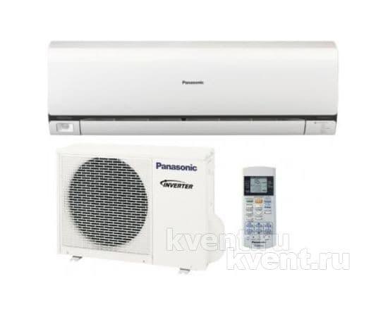 Panasonic CS-E12NKDW / CU-E12NKD, фото 2