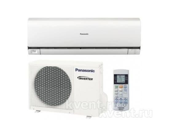 Panasonic CS-W24NKD / CU-W24NKD, фото 2
